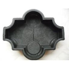 Форма Клевер (рельефный)